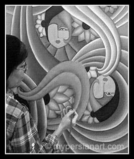 Iranian Artist