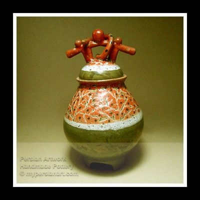 Iranian pottery